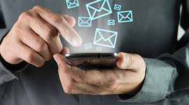 <em>DID YOU KNOW</em><br />You can send e-mail notices instead of certified mail?